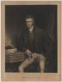 W.L. Fenton Scott, by James Scott, printed by  Brooker & Harrison, after  Samuel Howell - NPG D40591