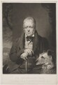 Sir Walter Scott, 1st Bt, by A.G. Campbell, published by  Joseph Laing, after  Sir John Watson-Gordon - NPG D40597