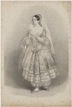 Eugénie Prosper, by (Isaac) Weld Taylor, printed by  Charles Joseph Hullmandel - NPG D40766