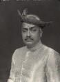 Kshatriya Kulavatansa Sapta-Sahasra-Senapati Pratinidhi, Maharaja of Dewas, by Walter Stoneman - NPG x167125