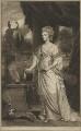 Charlotte (née Hill), Countess Talbot, by Valentine Green, after  Sir Joshua Reynolds - NPG D40806