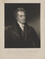 William Edward Tallents, by Thomas Goff Lupton, published by  Alfred Barber, after  Thomas Barber - NPG D40810