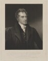 William Edward Tallents, by Thomas Goff Lupton, published by  Alfred Barber, after  Thomas Barber - NPG D40811