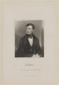 Sir Thomas Noon Talfourd, by William Holl Jr, published by  John Saunders, after  Joseph Kenny Meadows - NPG D40812
