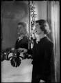 Lady Ann Florence Verney James (née Cole), by Bassano Ltd - NPG x155022