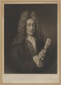 Henry Purcell, by George Zobel, after  John Closterman - NPG D40770