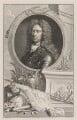 Thomas Tollemache (Talmash, Talmach, Tolmach), by Jacobus Houbraken, published by  John & Paul Knapton, after  Sir Godfrey Kneller, Bt - NPG D40813