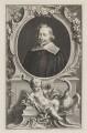 John Pym, by Jacobus Houbraken, published by  John & Paul Knapton, after  Unknown artist - NPG D40780