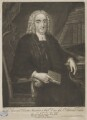 Jonathan Swift, by Thomas Burford, published by  John Bowles, after  Markham - NPG D40800