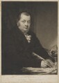 Godfrey Sykes, by William Ward, published by  William Johnstone White, after  Thomas Stewardson - NPG D40886