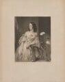 Mary Matilda Georgiana Labouchere (née Howard), Lady Taunton, by William Henry Mote, after  John Bostock - NPG D40831