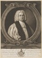 Thomas Secker, by James Macardell, printed for  Robert Sayer, after  James Wills - NPG D40627