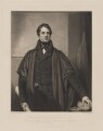 Adam Sedgwick, by Samuel Cousins, published by  Molteno & Graves, after  Thomas Phillips - NPG D40630