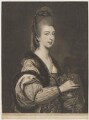 Isabella Molyneux (née Stanhope), Countess of Sefton, by Valentine Green, after  Edward Francis Cunningham (Calze) - NPG D40636