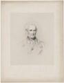 John Colborne, 1st Baron Seaton, by W. Joseph Edwards, after  George Richmond - NPG D40640