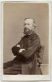 Sir Edward Frankland, by Henry Joseph Whitlock - NPG x134790