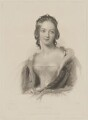 Miss Wilmot, by William Henry Mote, printed by  McQueen (Macqueen), published by  Tilt & Bogue, after  John Hayter - NPG D40903