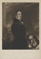 Cropley Ashley-Cooper, 6th Earl of Shaftesbury, by and published by Charles Turner, after  Sir Thomas Lawrence - NPG D40661