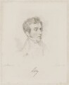 Anthony Ashley-Cooper, 7th Earl of Shaftesbury, by Frederick Christian Lewis Sr, after  Joseph Slater - NPG D40663