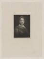 George Watson Taylor, by Edward Scriven, after  George Sanders (Saunders) - NPG D40838