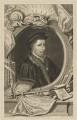 Henry Howard, Earl of Surrey, by George Vertue, after  Unknown artist - NPG D40912