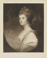 Elizabeth Sutherland, Duchess of Sutherland, by William Henderson, published by  Henry Graves & Co, and published by  Stiefbold & Co, and published by  The J. Hood Co, after  George Romney - NPG D40927