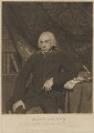 Joshua Sharpe, by Charles Howard Hodges, published by  John Raphael Smith, after  Sir Joshua Reynolds - NPG D40675