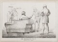 The Mysterious Visit, by John ('HB') Doyle, published by  Thomas McLean - NPG D40944