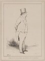 Sir Richard Birnie ('A Sketch of our Worthy Magistrate Sir Richd. Birnie'), by John ('HB') Doyle - NPG D40954