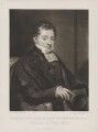 Philip Nicholas Shuttleworth, by Samuel William Reynolds, published by  W. Thompson, after  Thomas Kirkby - NPG D40722