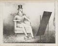 Leopold I, King of the Belgians ('A Reflection upon the future Prospects of Greece'), by John ('HB') Doyle - NPG D40986