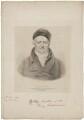 John Shakespear of Brookwood, by Maxim Gauci, printed by  Charles Joseph Hullmandel, after  Thomas Phillips - NPG D40725