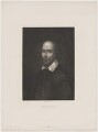 William Shakespeare, published by T.H. Ellis, after  John Taylor - NPG D40744