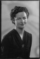 Nancy Mitford, by Bassano Ltd - NPG x155205