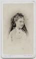 Princess Louise Caroline Alberta, Duchess of Argyll, by Giulio Rossi - NPG Ax46170