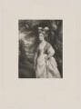 Elizabeth Godden (née Houghton), Lady Taylor, by Frederick Bromley, after  Sir Joshua Reynolds - NPG D40848
