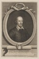 William Shakespeare, by and sold by George Vertue - NPG D41637