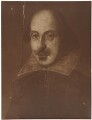 William Shakespeare, after Unknown English artist - NPG D41640