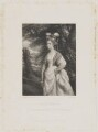 Elizabeth Godden (née Houghton), Lady Taylor, by Frederick Bromley, published by  Henry Graves & Co, after  Sir Joshua Reynolds - NPG D41836