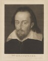 William Shakespeare, by Charles Turner, published by  James Dunford - NPG D41642