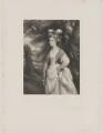 Elizabeth Godden (née Houghton), Lady Taylor, by Frederick Bromley, after  Sir Joshua Reynolds - NPG D41837