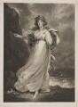 Frances Anne Taylor (née Vane), by James Ward, after  John Hoppner - NPG D41839
