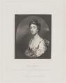 Susanna Taylor, by Charles Algernon Tomkins, published by  Henry Graves & Co, after  Sir Joshua Reynolds - NPG D40857