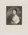 Susanna Taylor, by Charles Algernon Tomkins, after  Sir Joshua Reynolds - NPG D40858