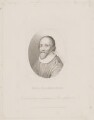 William Shakespeare, by William Holl Sr, published by and after  Abraham Wivell - NPG D41650