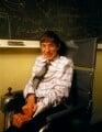 Stephen Hawking, by Denis Waugh - NPG x134846