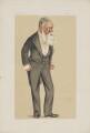 Tom Taylor, by Sir Leslie Ward, printed by  Vincent Brooks, Day & Son - NPG D40860