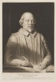 William Shakespeare, by William Ward, printed by  Lahee & Co, published by  John Britton, after  Thomas Phillips, after  George Bullock, after  Gerard Johnson - NPG D41657
