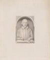 William Shakespeare, after Gerard Johnson - NPG D41659