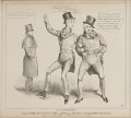 A Pair of Very Riotous Fellows alias Radicals of the New School, by John ('HB') Doyle, published by  Thomas McLean - NPG D40991